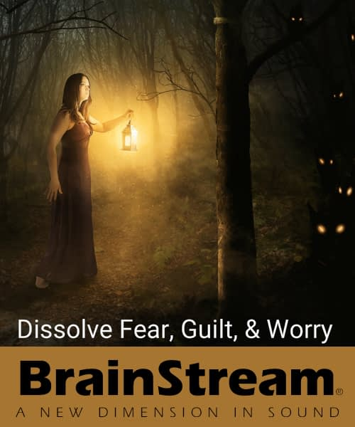BrainStream Dissolve Fear, Guilt, & Worry Product Image
